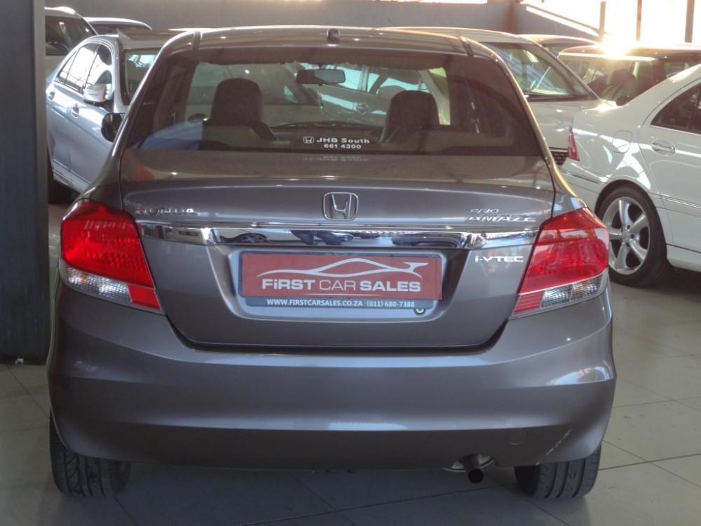 2014 HONDA BRIO 1.2 TREND - First Car Sales - - First Car Sales